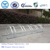 Hot-dipped Glvanizing Bike Display Rack/Bicycle Standing Rack/Bike Parking Stand (ISO Certified)