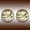 pure gold commemorative coins