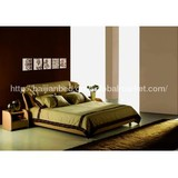 898 Bed, Classic Design Bed,Genuine Leather Bed,Soft Bed
