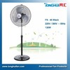 "18"" Powerful Commercial & Household Stand Fan Black"