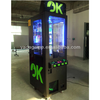 mini push prize vending crane machine ,coin operated game machine