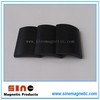 Black Epoxy Arc Neodymium Permanent Magnet