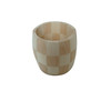 Home decoration in wooden items