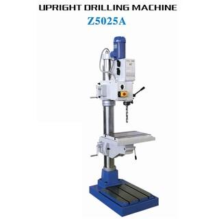 Vertical upright drilling machine Z5025A