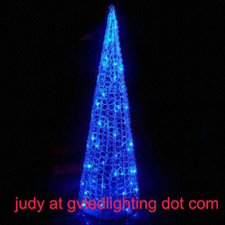 Cone Tree Led Christmas Lights Ideal For Holiday