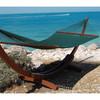 caribbean jumbo hammock size:200x140 YH-E09-GRN