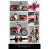 Motorcycle Cubs BSX90-A2
