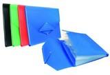 7 pocket expanding file,PP file folder