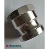 Aluminum camlock fittings type A