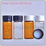 5ml sampler glass bottle