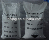 Caustic Soda Pearls 99% for Industrial Use