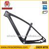 2013 hot selling carbon mtb frame 29er, carbon 29er mtb frame
