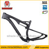 29er bicycle parts 142x12 carbon frame full suspension