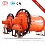 Energy-saving iron copper ore grinding ball mill for aluminium powder