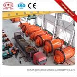 Cylindrical shaped energy saving grid fine powder metallurgy ball mill