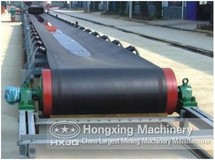 TD75 Belt Conveyor Used for Conveying Bulk Materials and Piece Articles