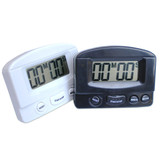 LCD Digital kitchen timer with clip &magnet