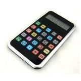 BS-013 pocket 10 digital elctronic iphone shape calculator