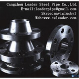 ASTM A106 SCH40 weld neck Flanges for carbon steel and pipe fittings