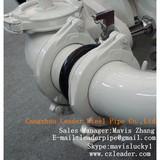 Schwing concrete pump elbow and concrete pump pipe for trailer concrete pump