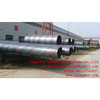 SSAW sprial steel pipe , large diameter SSAW pipe, API pipe