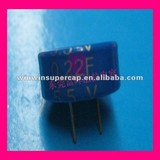 double layer capacitor 0.22f with best price quality!