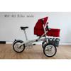 Baby stroller bike mother and baby bike stroller
