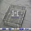SS Wire Mesh Baskets for Washing and Storage