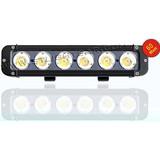 Truck Single Row CREE LED 10W Bar Driving Light Bar
