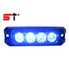 22 Flash Patterns Car Strobe Light LED Lighthead