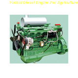 YC6AT Series Diesel Engines For Agriculture