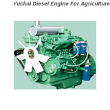 YC4AT Series Diesel Engines For Agriculture