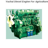YC4BT Series Diesel Engines For Agriculture