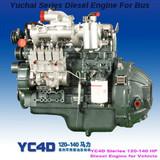 YC4D Series Diesel Engine For Bus