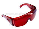 Dental Light curing glasses