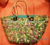 lady bag's summer beach bag,straw bag,cornhusk bag