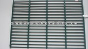 Hot sale!!! Superior quality PVC coated 358 Mesh Wire Anti Climb Fence