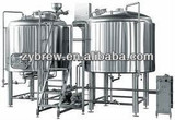 Micro beer brewery equipment with different capacity for sale