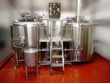 Used/new Micro brewery equipment with different capacity for sale