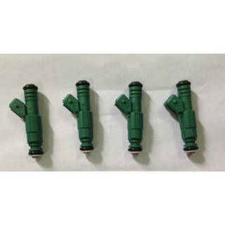 Bosch Green Top 42lb injectors Flow Matched