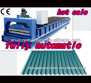 13-65-850 Corrugated Metal Sheet Forming Machines
