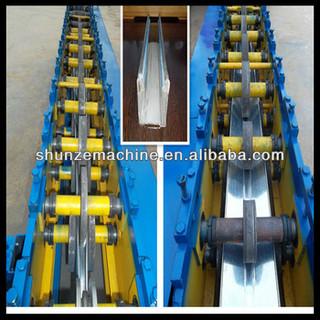 Vodilica U shape roll forming machine with Hydraulic Mould Cutting