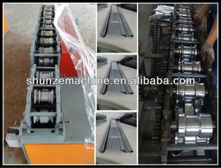 stell roller shutter forming machine
