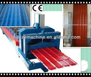 25-210-840 Glazed Tile Metal Sheet Forming Machines