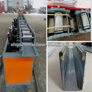 U Channel Shutter Door Machine with Hydraulic Mould Cutting