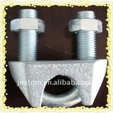 hot-dip galvanized US type wire rope clip