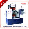 CNC Machine for trucks brake drum mass production CK580 CNC Vertical Machine