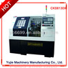 CKS6130 machine tool manufacturers cnc inclined bed lathe