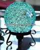 Garden Ornament Glass Mosaic Gazing Ball