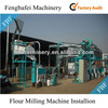 China Supplier Flour Mill Equipment For Maize Flour Minoterie